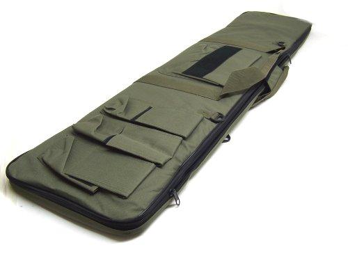 Fodero custodia nylon cm 128x29 con tasche per fucile assalto