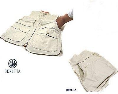 Gilet Beretta outdoor beige  xl