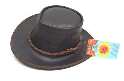 Cappello cuoio Cutana australiano