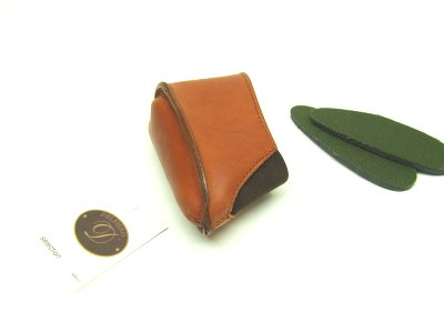 Guanciale in pelle mm20  mm 28  per calcio fucile allineatore PER carabina