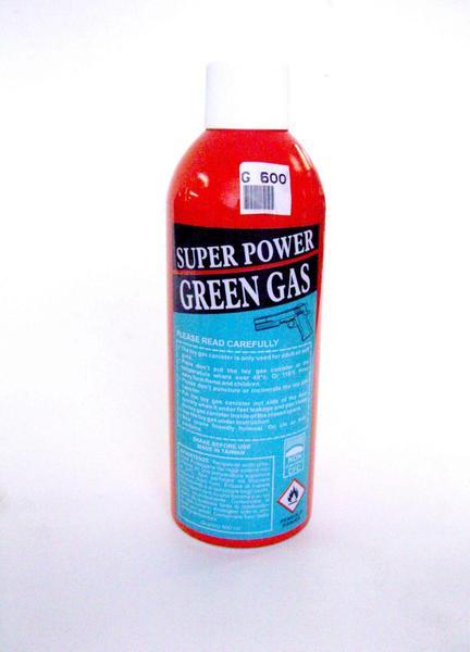 BOMBOLA GAS 600ML SOFT AIR G600