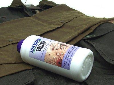 Impermeabilizzante Nikwax 1 litro per tessuti cerati