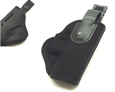 Fondina Vega cordura fianco FA262 per revolver da 2,5 a 4 pollici da cintura